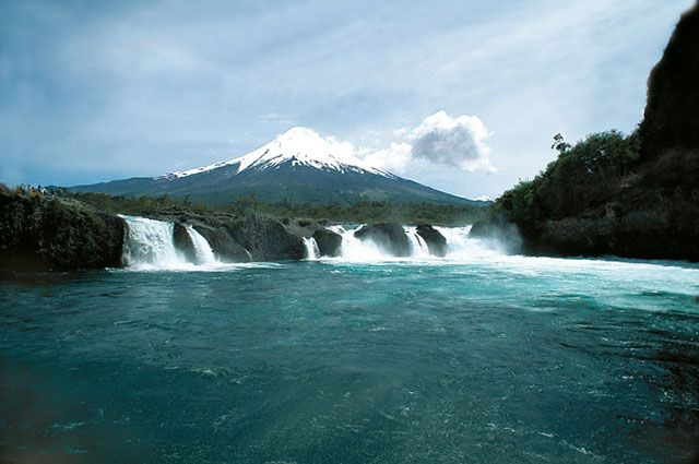 Image detail for -Petrohue Waterfalls » Casa Azul Hostel, Puerto Varas - Chile