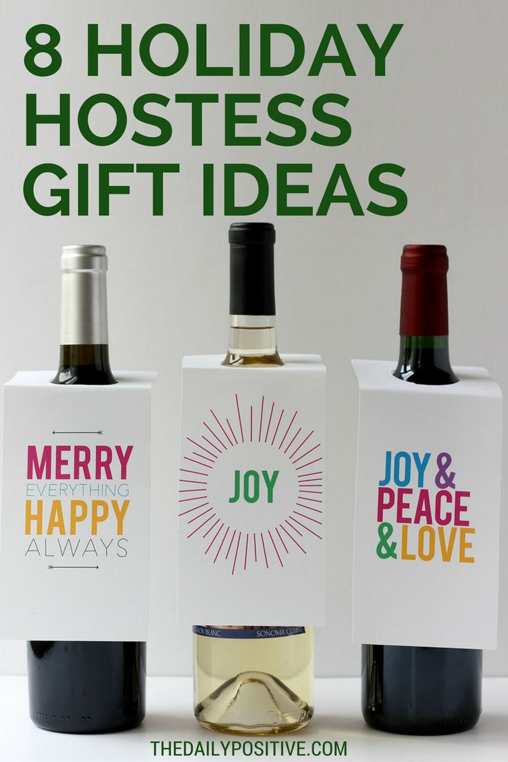 We know it's hard to add another item to your long list of gifts to purchase, so we wanted to help take the pressure off and give you some ideas to create or keep on hand before your next party.