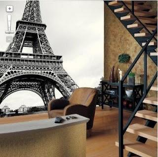 Eiffel Tower. Paris Themed BedroomsTheme ...