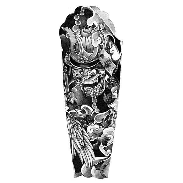 Tattoo Sleeve Flash Template: Tattoo Designs Gallery Of Artwork And Videos