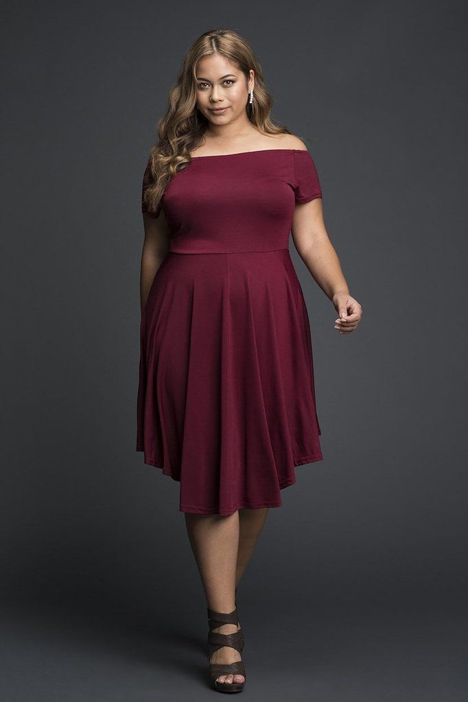 54b247671c6 13 Plus Size Dresses That Perfectly Fits Your Personalized Body  Measurement. http