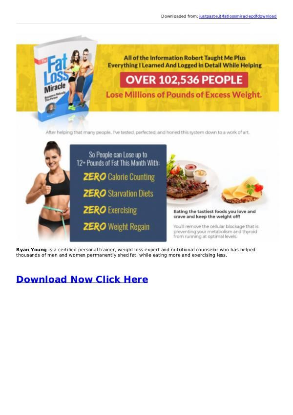 the pound a day diet pdf free