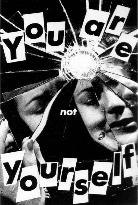 Barbara Kruger.  #art #barbara_kruger #graphic #typography