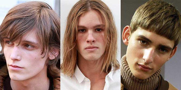 Haartrends en herenkapsels voor herfst winter 2017 2018 Koffijberg hairdressers Amsterdam hairdresser hair hairsalon  haircut