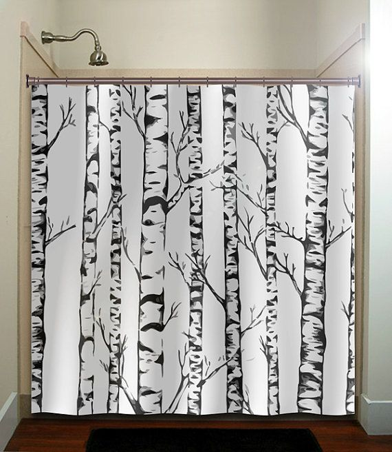 Big W Shower Curtain Birch Tree Curtains IKEA