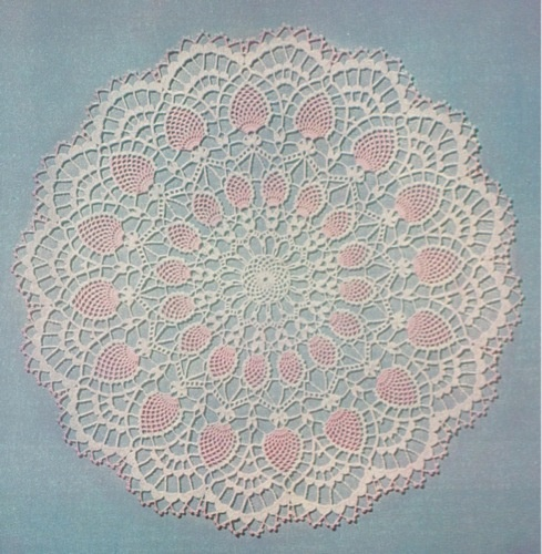 434 best Crochet Doilies images on Pinterest | Crochet doilies ...