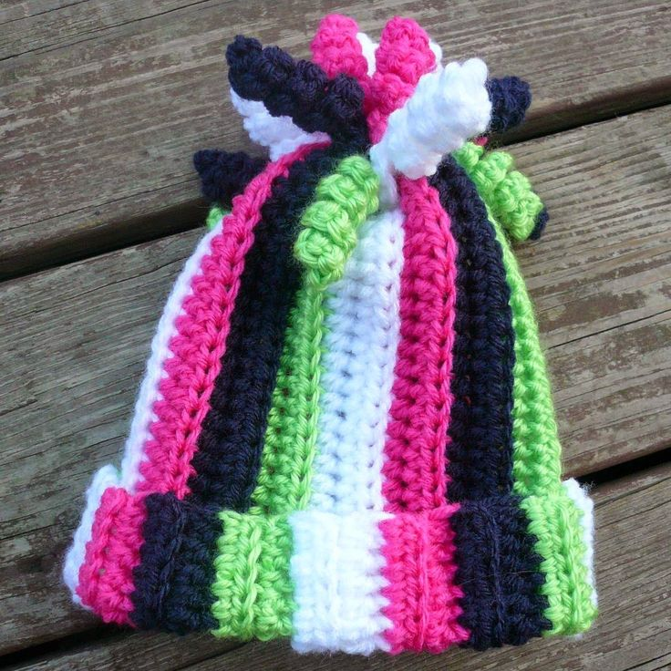 Danyel Pink Designs: CROCHET PATTERN - Delaney Hat