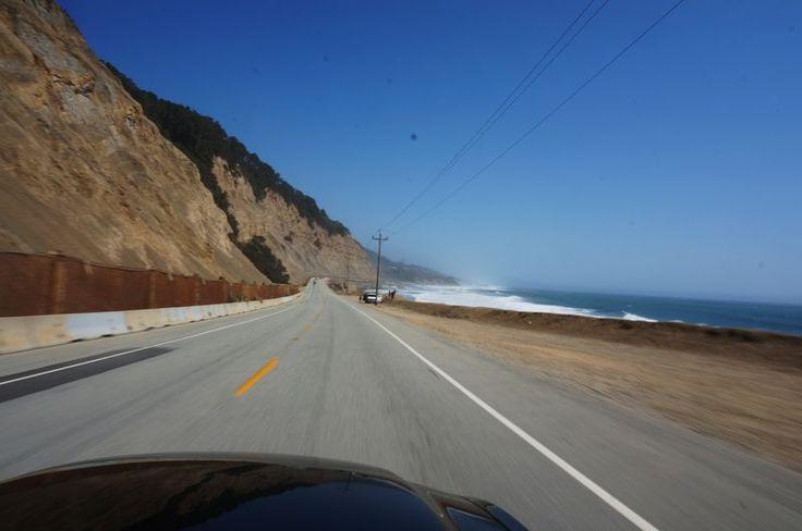 Highway 1 Sperrung
