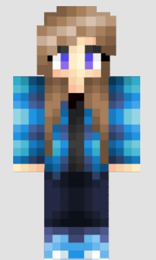 408 Best Minecraft: Girl Skins Images On Pinterest   Minecraft