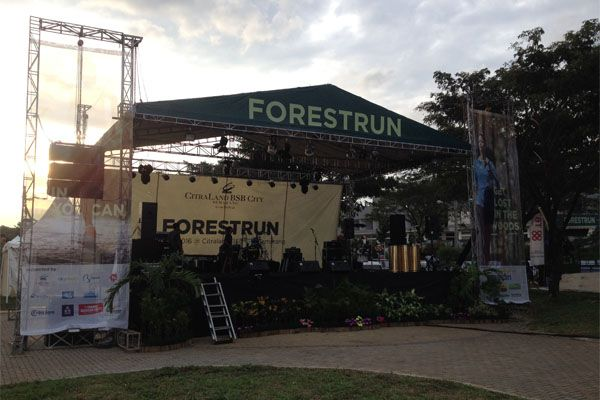 Event Organizer Semarang BSB City Forest Run