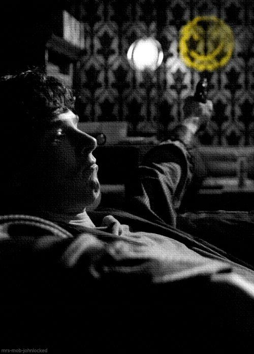 Sherlock | Cumberbatch | Damn yeah.