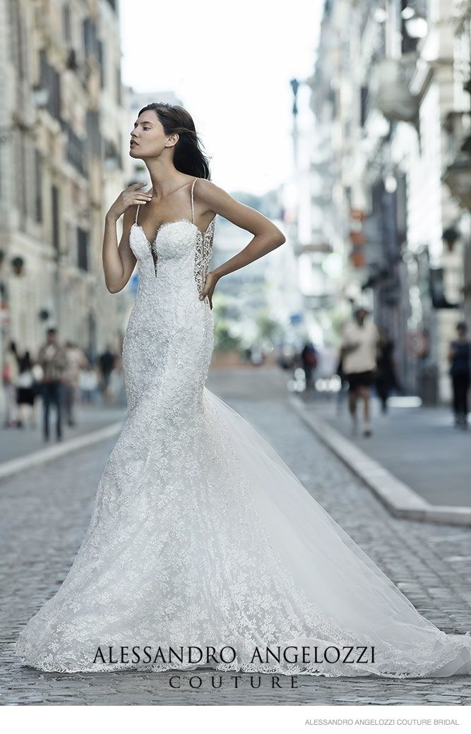 22 best Bridal Campaigns images on Pinterest | Wedding frocks ...