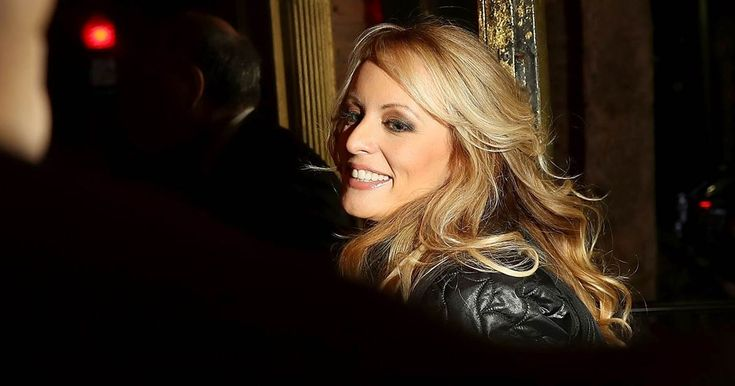 Stormy Daniels says she will pay back $130,000 to be able to talk about Donald Trump and disclose any text messages, photos or video she may have.
