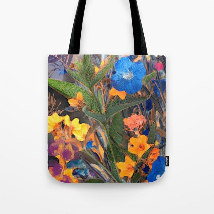 Buy Floral abstract (75) Tote Bag by maryberg. Worldwide shipping available at Society6.com. Just one of millions of high quality products available.