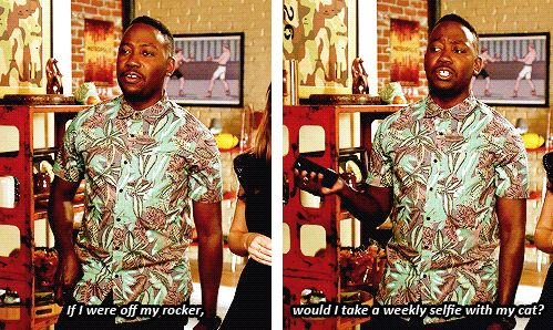 """When Winston proved his sanity. 