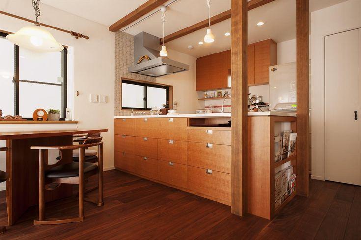 専門家:スタイル工房が手掛けた、家族をつなぐオープンキッチン(S邸・家族の笑顔がつながるオープンキッチン)の詳細ページ。新築戸建、リフォーム、リノベーションの事例多数、SUVACO(スバコ)