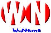 The Original WuName Generator!