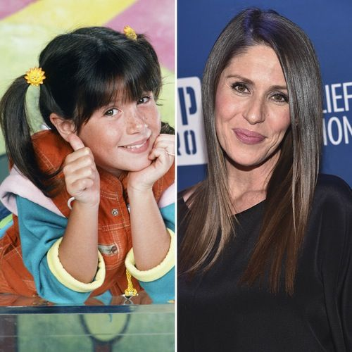 So Cute!: Pregnant Soleil Moon Frye Reveals Her Son, 2, Won't Stop Calling Her Punky Brewster!