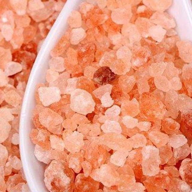 Esto es lo que pasa con tu cuerpo cuando consumes la sal rosada del Himalaya