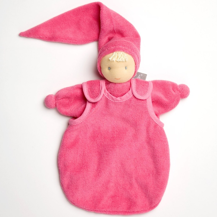 Nico Peppa Bonding Doll Pink