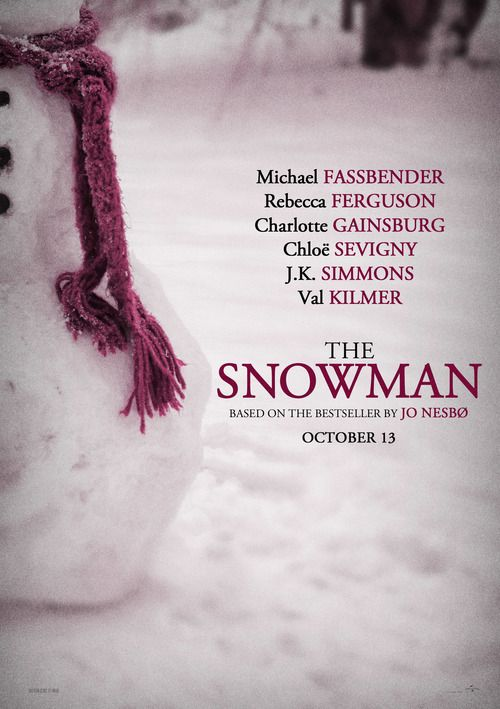 Watch->> The Snowman 2017 Full - Movie Online | Download The Snowman Full Movie free HD | stream The Snowman HD Online Movie Free | Download free English The Snowman 2017 Movie #movies #film #tvshow