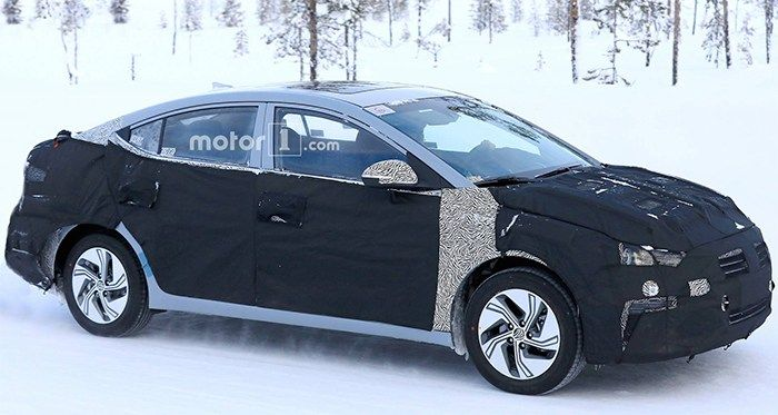 2019 Hyundai Elantra Is The South Korean Automaker S Second Longest Running Nameplate In North America It Positions Posision I Hyundai Elantra Elantra Hyundai