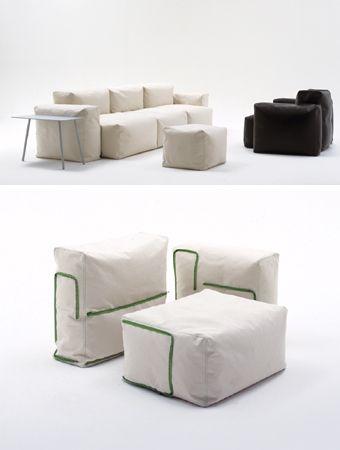 Sofa Table jasper morrison oblong sofa