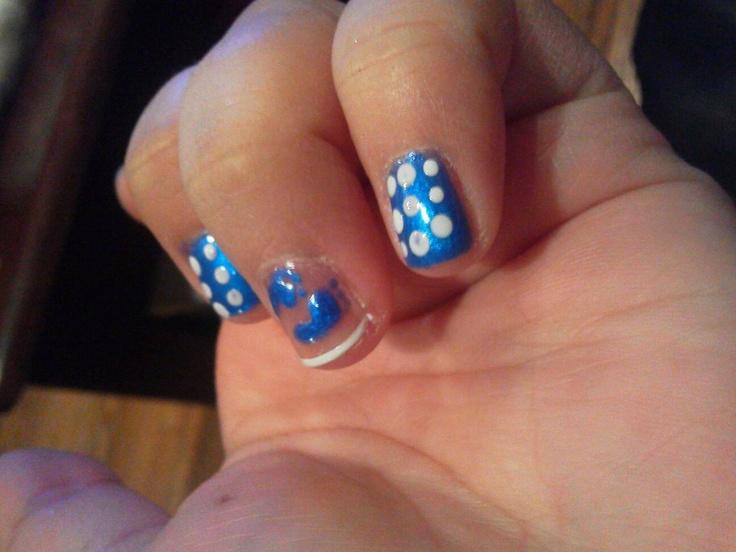 baby shower nails baby shower nails boy pinterest