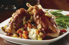 Longhorn steakhouse Pork Ossco Buco Recipe