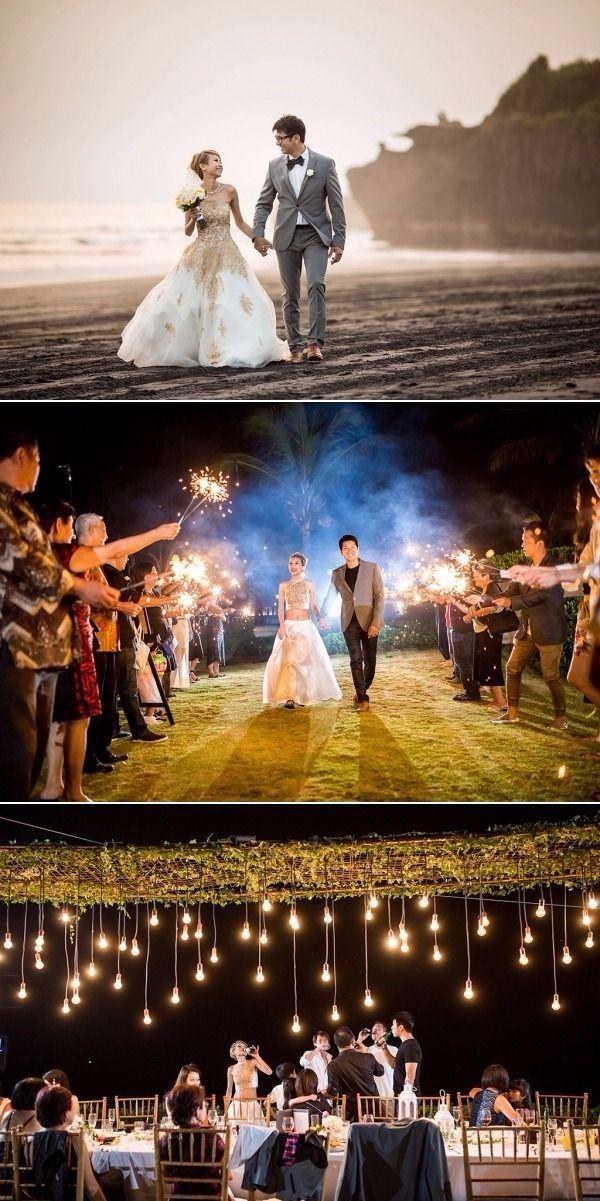 Bali wedding photos: Bali Wedding at Alila Soori Villa - Rice field, Cliff, Beach, Sunset, Outdoor wedding