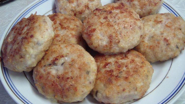 Рецепт рыбных котлет плавленный сыр