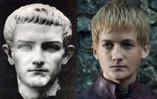 Caligua vs King Joffrey Baratheon