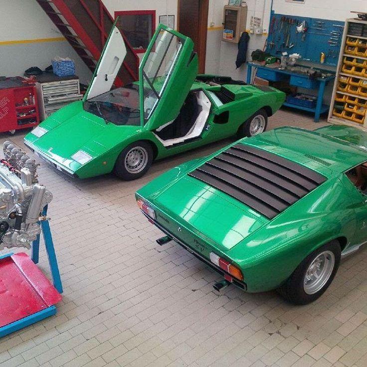 #bandentrend.nl · Lamborghini MiuraGreen CarsExotic ...