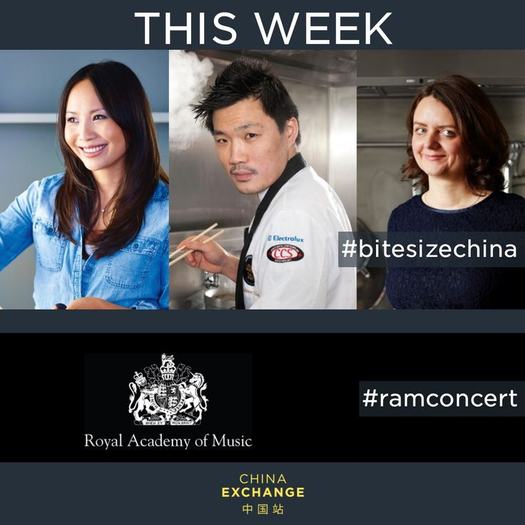 This week at China Exchange!