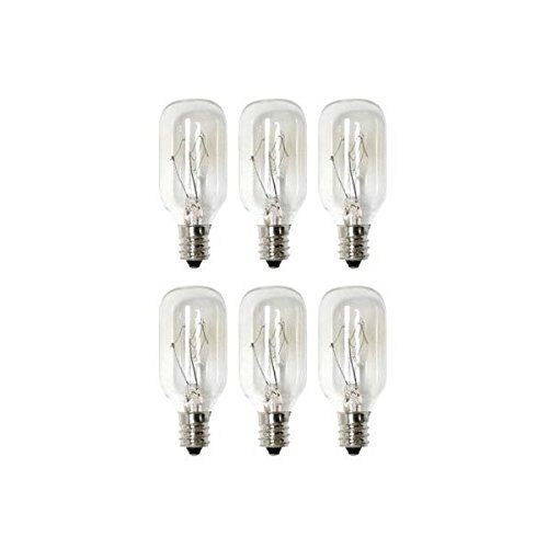 cool 15 Watt Salt Lamp Bulb (Night Light) - 6 pack