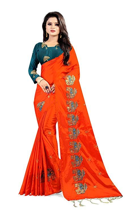 591ca61ca87366 Pin by Joshindia.com on Simple Saree