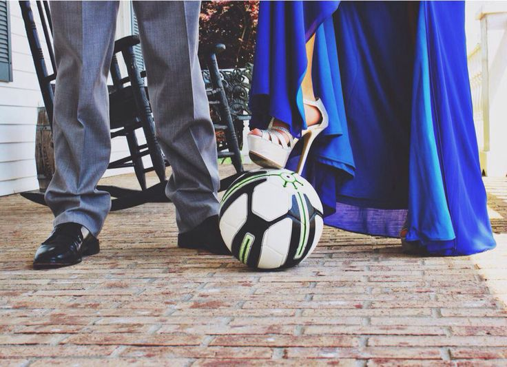 Prom. Prom pictures. Prom poses. Posing ideas. Prom picture ideas. Photography. Carrie McClellan photography. Soccer. Soccer couple. Soccer prom pictures.