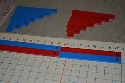 Montessori Math ideas