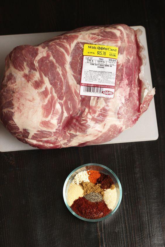 Best Ever Slow Cooker Pulled Pork