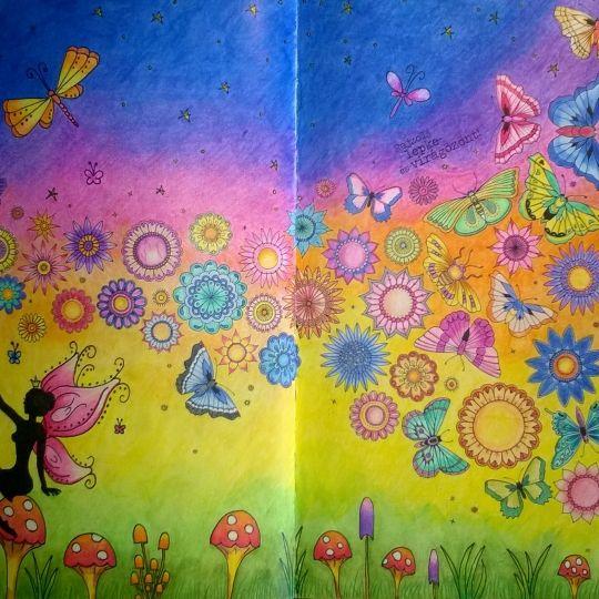 86 Best Secret Garden Colouring Book Images On Pinterest