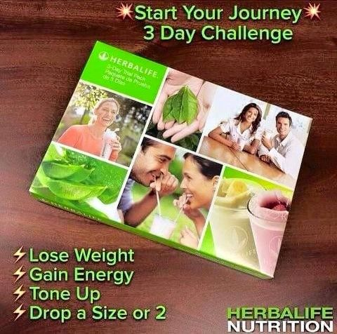 7 Day Weight Loss Challenge
