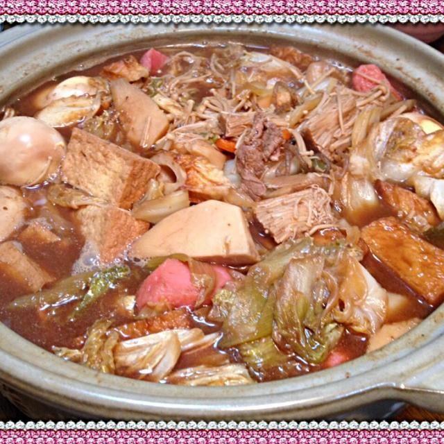 シメはうどん 味噌煮込みうどんです - 26件のもぐもぐ - 煮味噌 by mokota