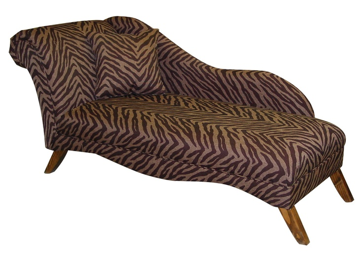 Cosmo chaise lounge animal print bam zizi chaise for Animal print chaise lounge