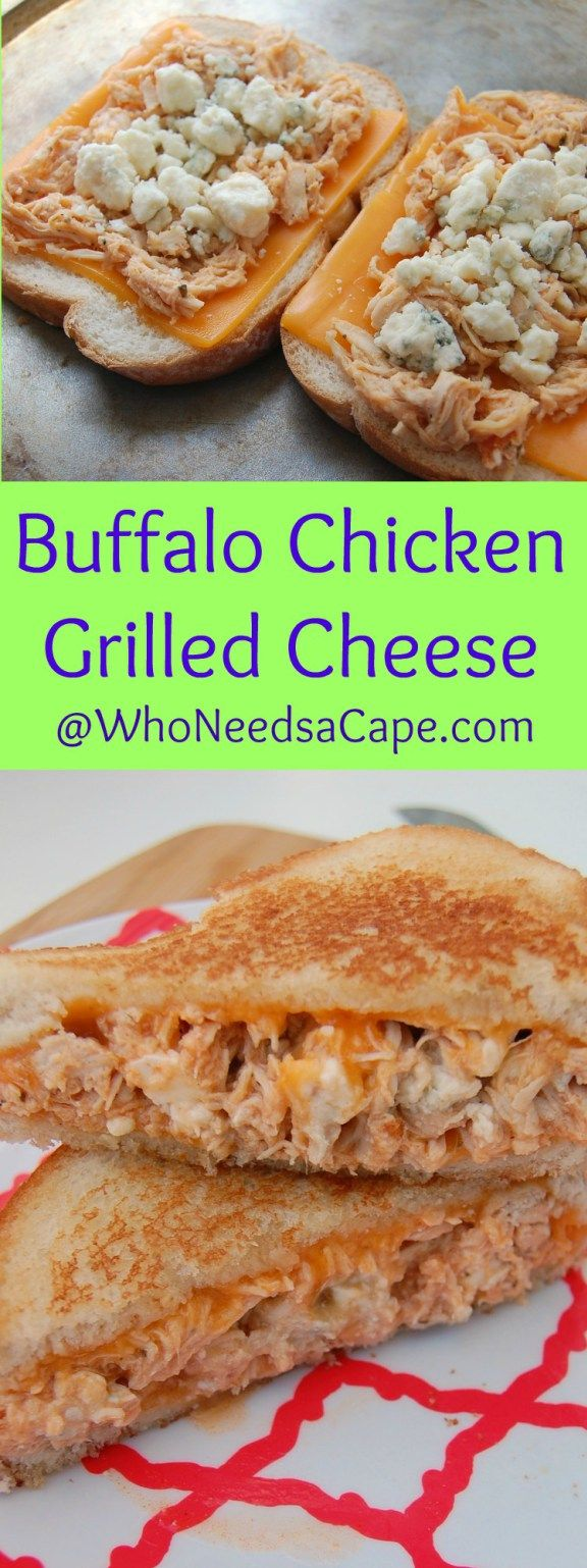 Make Buffalo Chicken in your Slow Cooker and then amaze your family by making it…