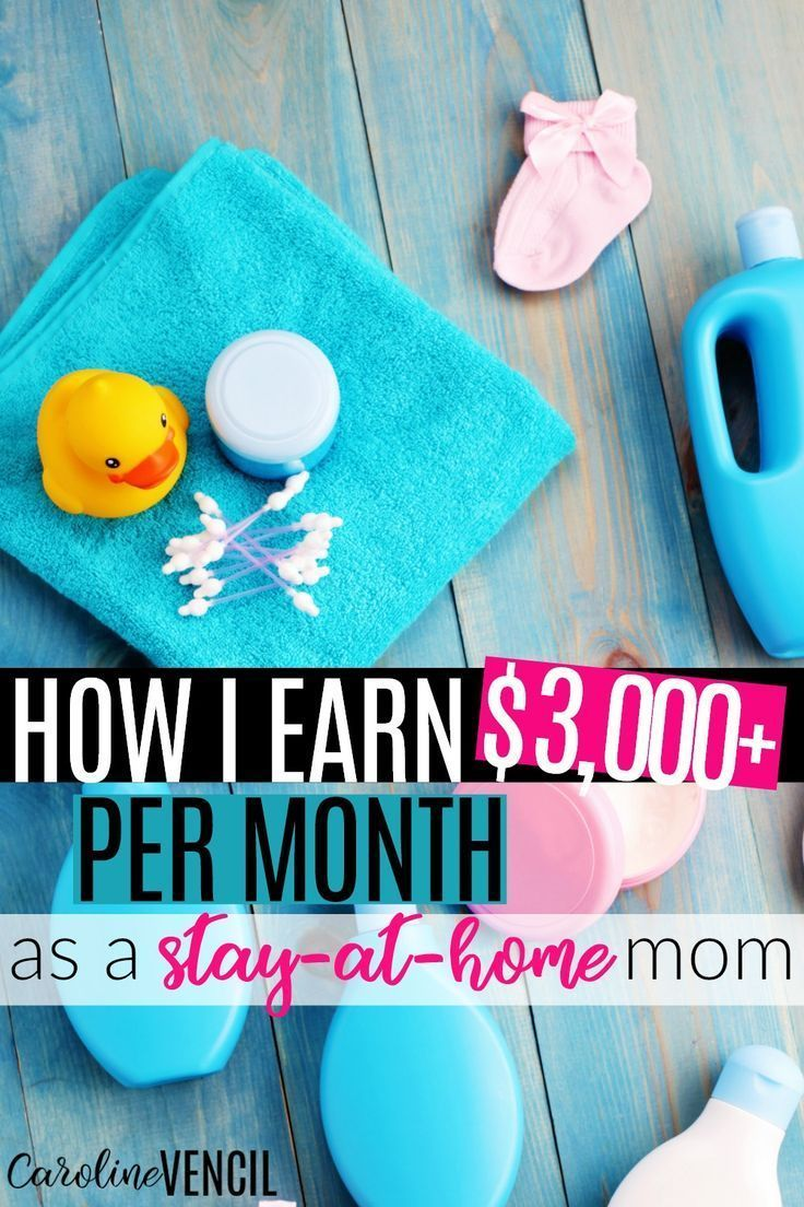 This is insane! She has the right idea! She makes more than her husband does just from being at home. It's CRAZY! I had no idea that you could make money as a stay at home mom! The best part is that they're all REAL! None of that MLM junk! She's my HERO! Can't wait to start making money like this! How to make money as a mom. Real ways to earn money from home!
