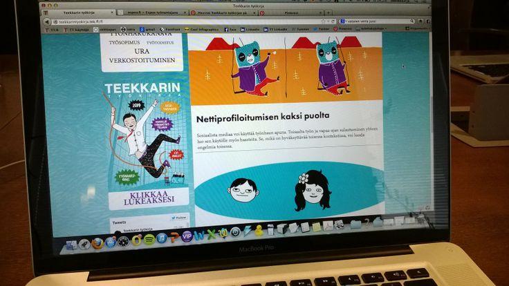 Teekkarin työkirjan päätoimittajana pääset uudistamaan Työkirjan nettisivut, eikä mainosmyyntikään tunnu projektin jälkeen niin vieraalta ;) www.teekkarintyokirja.fi/fi/wanted-teekkarin-tyokirjalle-paatoimittaja #ttkirja #rekry #duunit