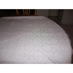 Damask Runners - White for R25.00