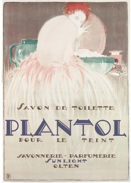 Le plus suisse des affichistes français : Charles Loupot | Posters We Love - Le Blog