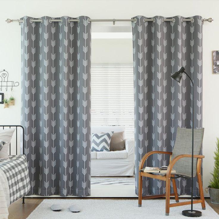 17 melhores ideias sobre escurecimento de cortinas de quarto no ...