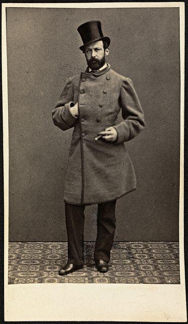 Porträtt av Karl XV